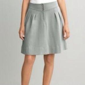 Banana Republic Rayon Blend Stretch Pointe Skirt